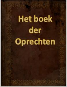 Het boek der Oprechten